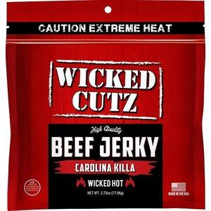 Wicked Cutz Wicked Cutz Beef Jerky 2.75oz