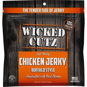 Wicked Cutz Wicked Cutz Chicken Jerky 2.75oz