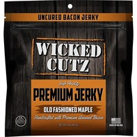 Wicked Cutz Bacon Jerky 2oz