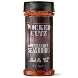 Wicked Cutz Wicked Cutz Seasoning 7.5oz