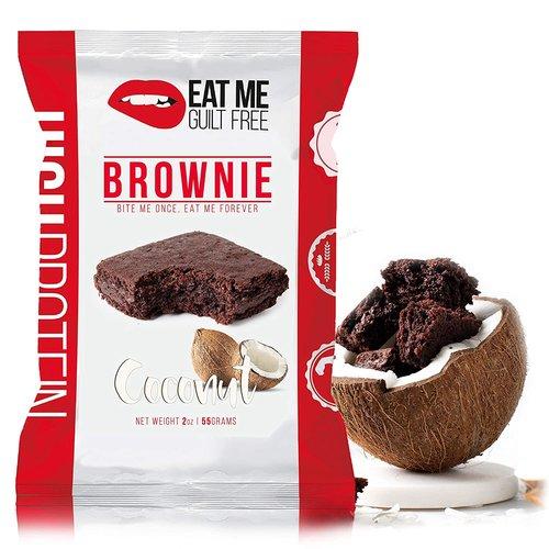 Eat Me Guilt Free Eat Me Guilt Free Brownie