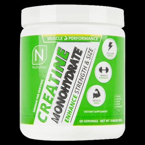 Nutrakey Creatine Monohydrate 300g