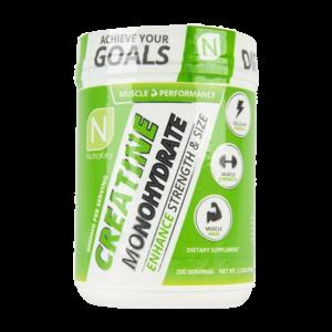 Nutrakey Creatine Monohydrate 1000g
