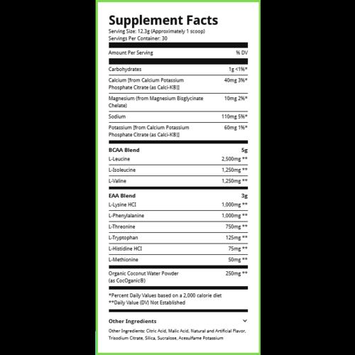 Ryse Supplements Ryse BCAA + EAA