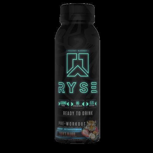 Ryse Supplements Ryse Blackout RTD