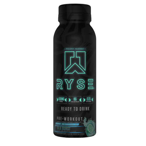 Ryse Supplements Ryse Blackout RTD