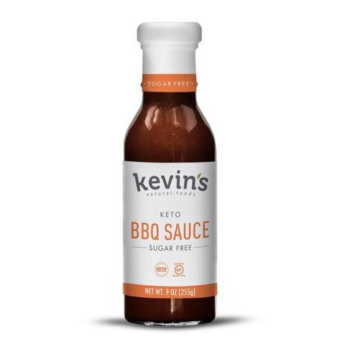 Kevin's Natural Foods Kevin's Keto BBQ Sauce