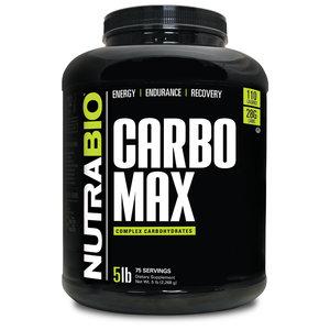 Nutrabio Nutrabio CarboMax 5lb