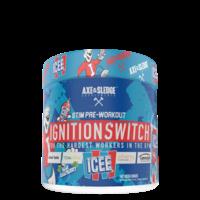 IGNITION SWITCH // PRE-STIM - ICEE® BLUE RASPBERRY