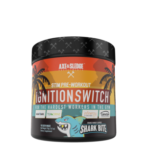 Axe & Sledge IGNITION SWITCH // PRE-STIM