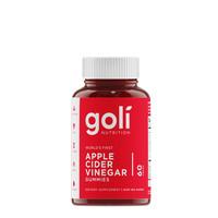 Goli Apple Cider Vinegar Gummies - 60 serving