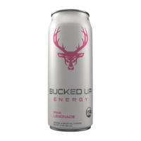 Bucked Up Energy Drink Low Stim