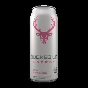 Bucked Up Bucked Up® Low-Stim Energy Drink