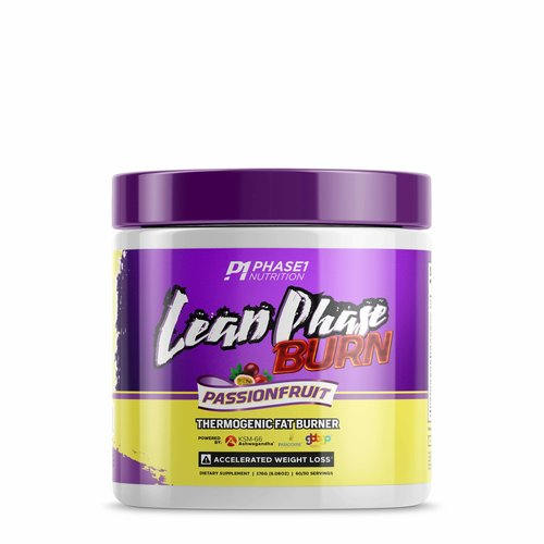 Phase One Nutrition Lean Phase Burn Powder 60 serving