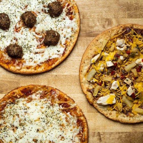 Clean Eatz Protein Pizza