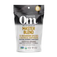 Master Blend Organic Mushroom Superfood Powder