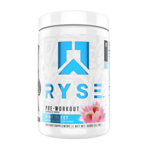Ryse Supplements Ryse Pre Workout