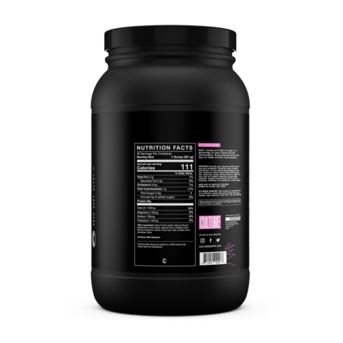 Culture Supps Culture Supps Whey Protein
