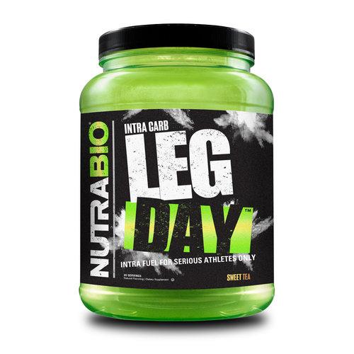 Nutrabio Leg Day 20 serving
