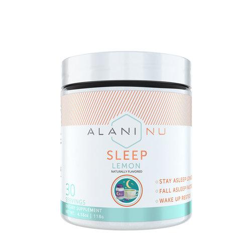 Alani Nu Alani Nu Sleep