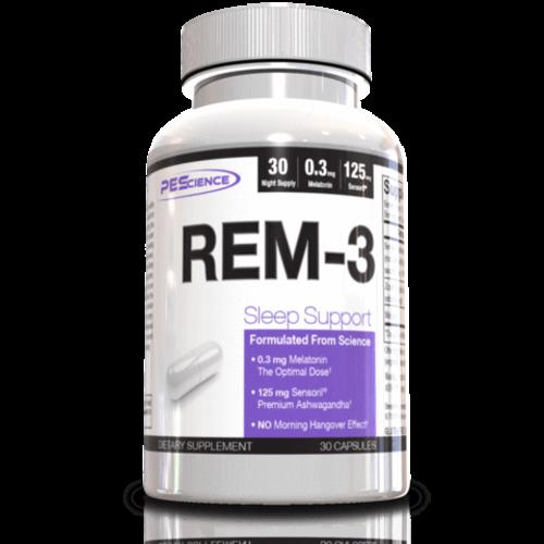 PES REM-3 Sleep & Stress Support