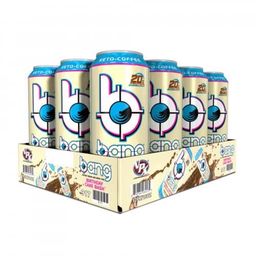 VPX Bang Keto Coffee Energy Drink