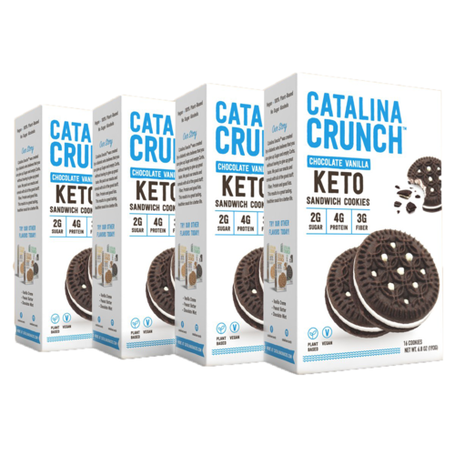 Catalina Crunch Catalina Crunch Snacks Keto Sandwich Cookies
