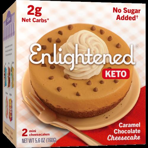 Enlightened Cheesecake