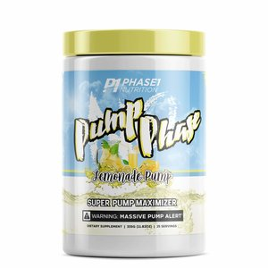 Phase One Nutrition PUMP-PHASE