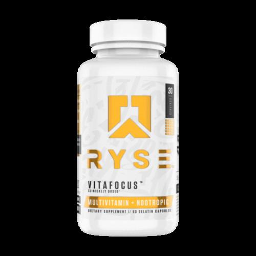 Ryse Supplements Ryse VitaFocus™ Nootropic Multivitamin