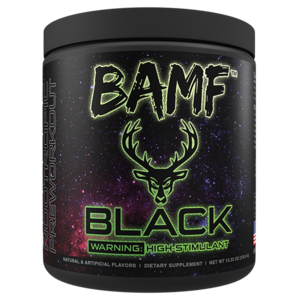 Bucked Up BAMF™ Black Pre-Workout