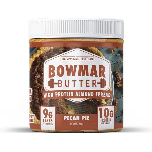 Bowmar Nutrition Bowmar Butter (High Protein Almond Butter)