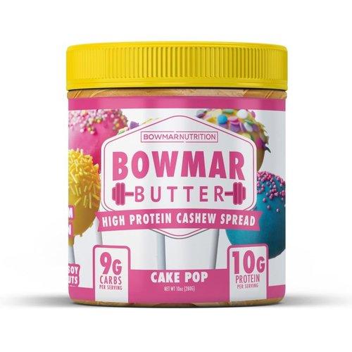 Bowmar Nutrition Bowmar Butter (High Protein Cashew Spread)