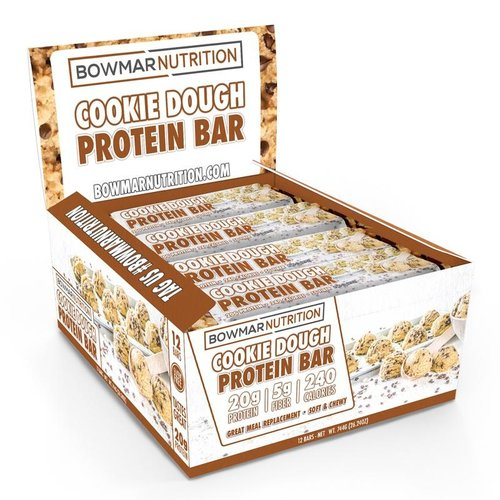 Bowmar Nutrition Bowmar Nutrition Protein Bars