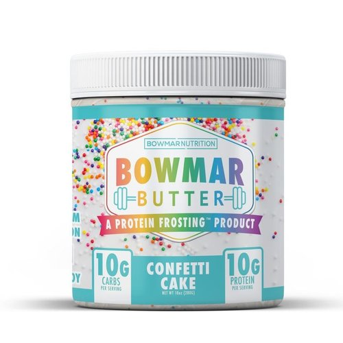 Bowmar Nutrition Bowmar Butter Protein Frosting