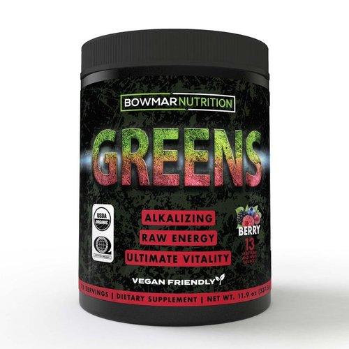 Bowmar Nutrition Bowmar Greens