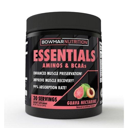 Bowmar Nutrition Bowmar Essentials Aminos & BCAAs