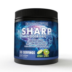 Bowmar Nutrition Sharp Nootropic