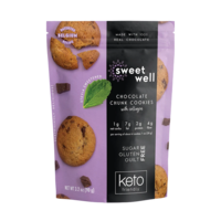 Sweetwell Keto Cookies with Collagen