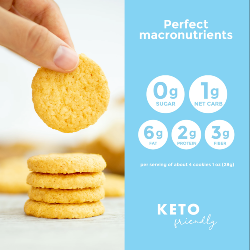 Sweetwell Sweetwell Keto Cookies with Collagen