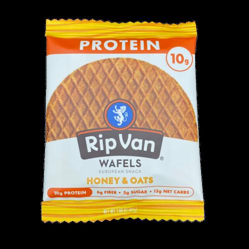 Rip Van Wafel RIP Van Wafel Protein Wafel