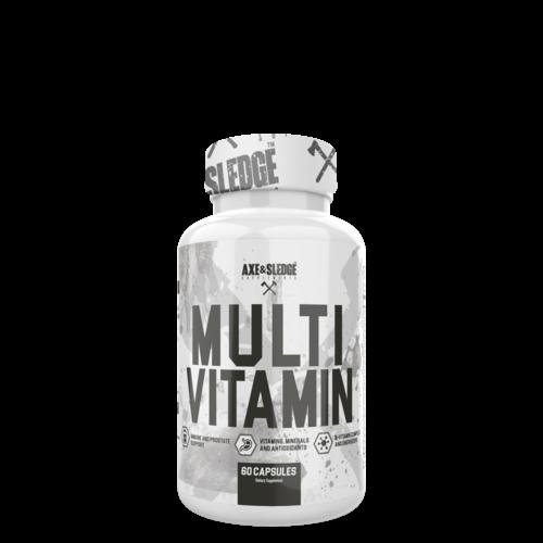 Axe & Sledge Multi Vitamin // Basics Series