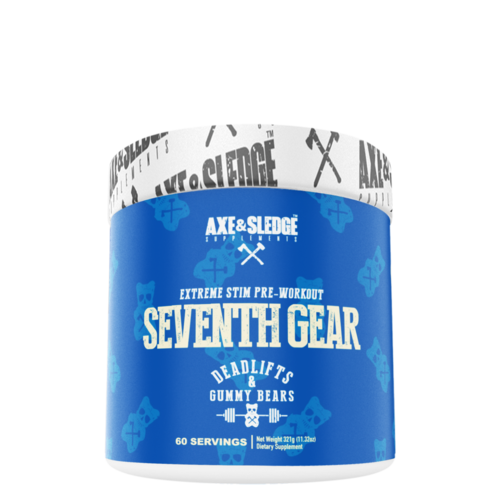 Axe & Sledge Seventh Gear // Extreme Pre-Workout
