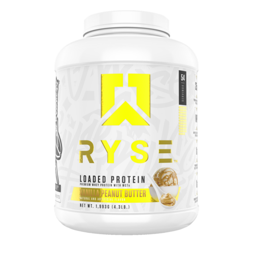 Ryse Supplements 4lb Ryse Loaded Protein
