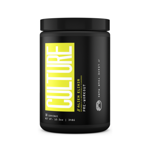 Culture Supps Culture Supps Pre-Workout