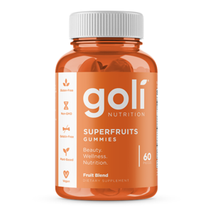 goli nutrition Goli Superfruit Gummies -  30 servings