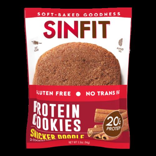 Sinfit Nutrition Sinfit Protein Cookie