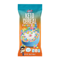 Snack House Puffs Keto Cereal single serving