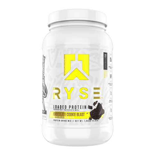 Ryse Supplements 2lb Ryse Loaded Protein