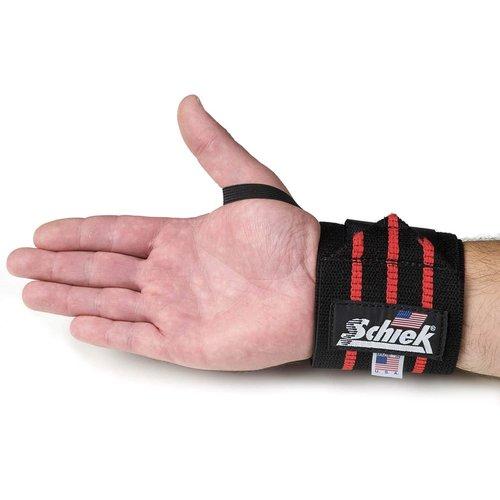 Schiek Schiek Black Line Wrist Wraps